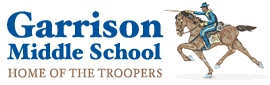 Garrison Middle School - Home of the Troopers